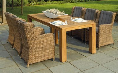 Paver Trends: Why Paver Seating Areas Beat Fussy Outdoor Furniture