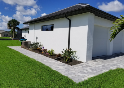 Cape Coral Paver Walkway