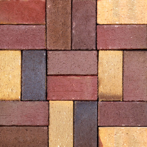 antique clay pavers