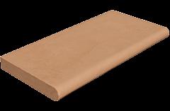 desert sand precast bullnose pavers