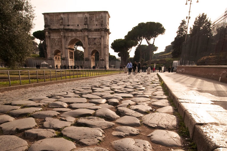 The Ancient History Of Pavers