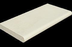 limestone precast bullnose pavers