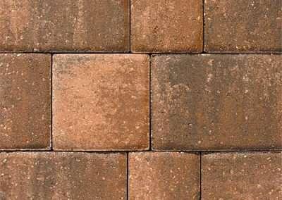 mahogany ash pavers