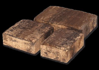 mahogany ash olde town pavers