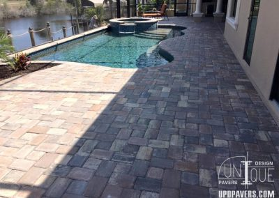 Naples Paver Pool Patio
