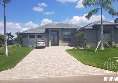 Paver Driveway Installation Service Fort Myers