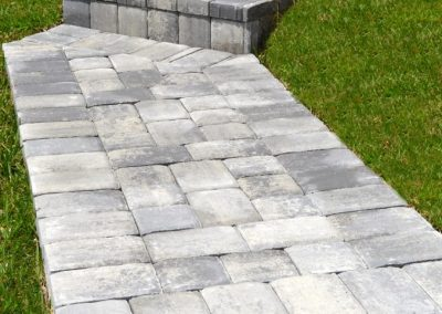 Paver Steps in Fort Myers