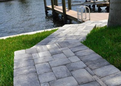 Paver Steps and Paver Walkways Cape Coral