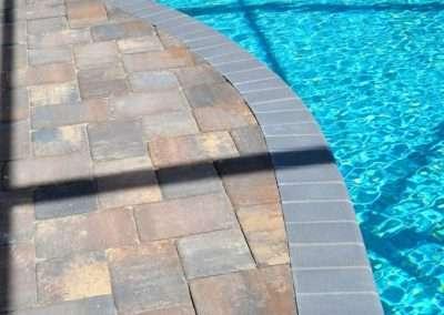 Bonita Spring Paver Pool Deck Installation