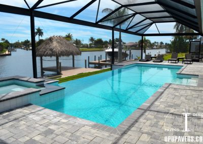 Cape Coral Pool Deck Pavers