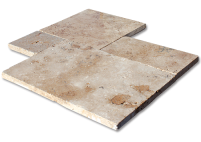 Roman Travertine Pavers