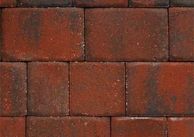 rustic pavers