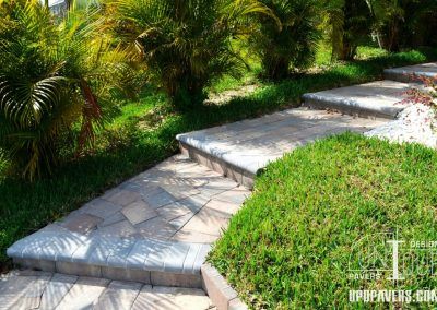 Fort Myers Pavers Steps