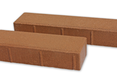 tan plank pavers