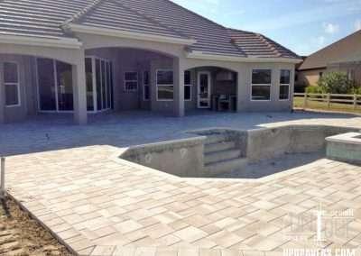 Paver Pool Deck and Pool Renovation