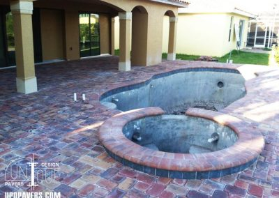 Paver Pool Patio and Pool Restoration