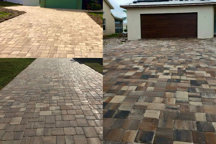 why driveway pavers
