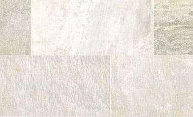 bianca porcelain pavers