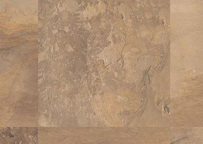 brown flagstone porcelain pavers
