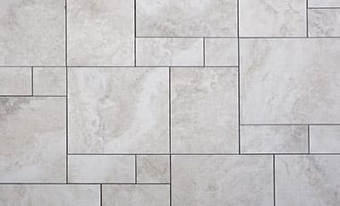 chronos cream porcelain pavers