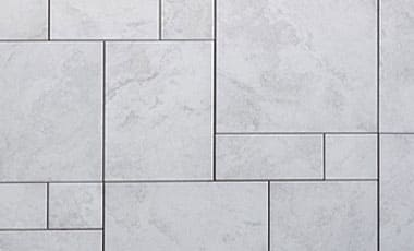 chronos white porcelain pavers
