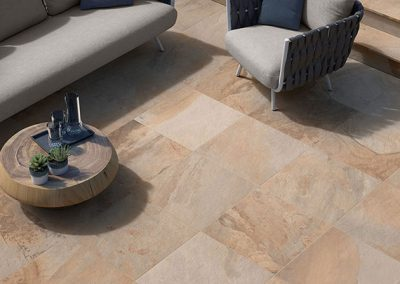 flagstone porcelain pavers