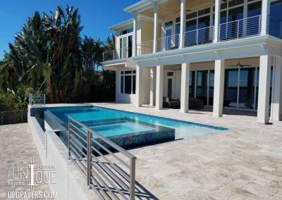 Bonita Springs Paver Pool Deck