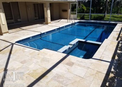 Ft Myers Paver Pool Deck