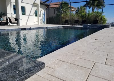Naples Paver Pool Deck