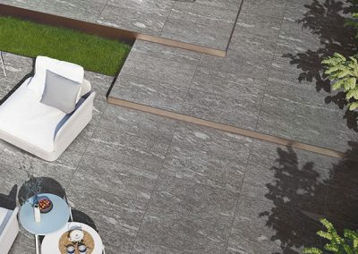 sight grey porcelain pavers