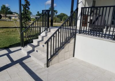 Fort Myers Paver Steps