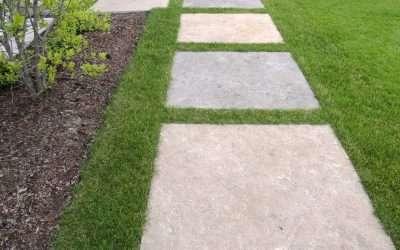 Ideas to Create a Modern Paver Walkway