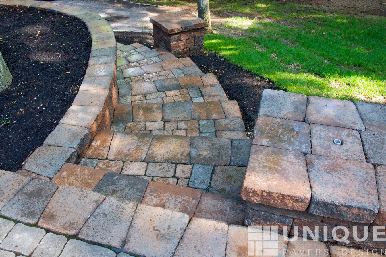 Color and Design of Pavers