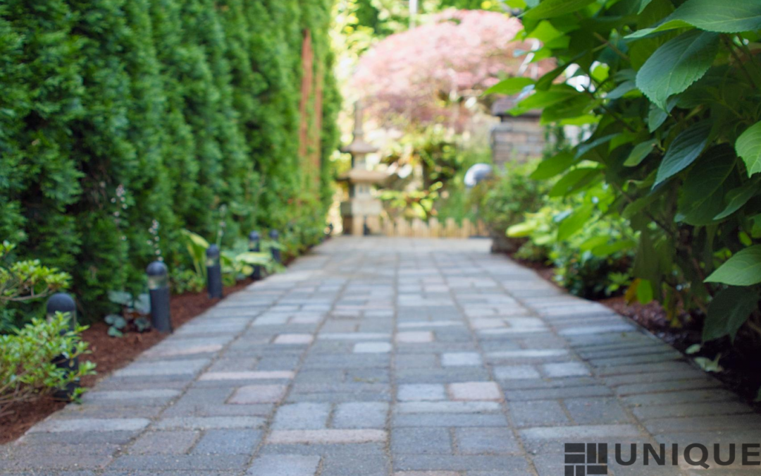 Keeping Pavers Cool This Summer