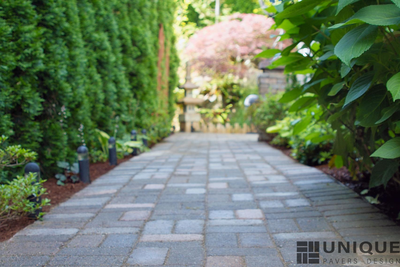 keep pavers cool in summer